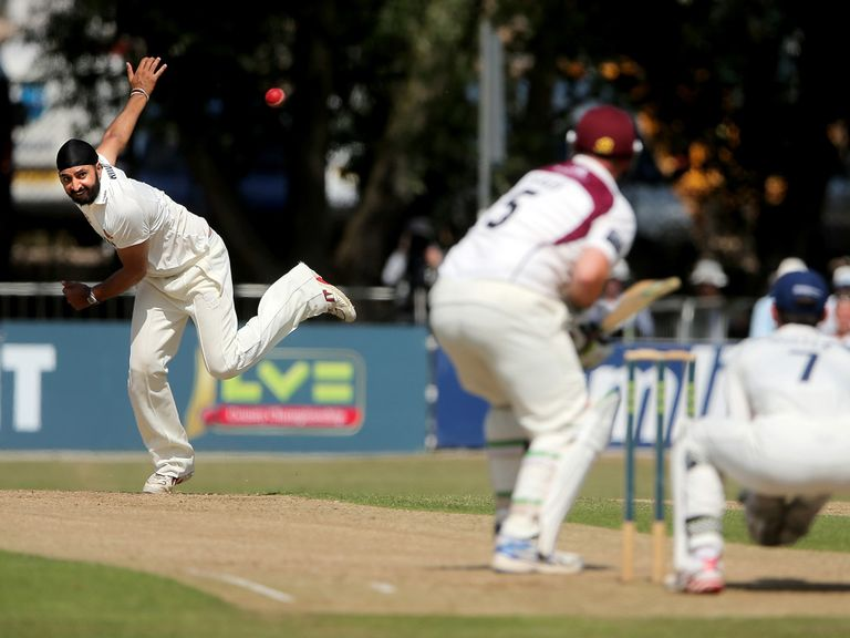 Monty Panesar: Has joined Essex for the rest of the season