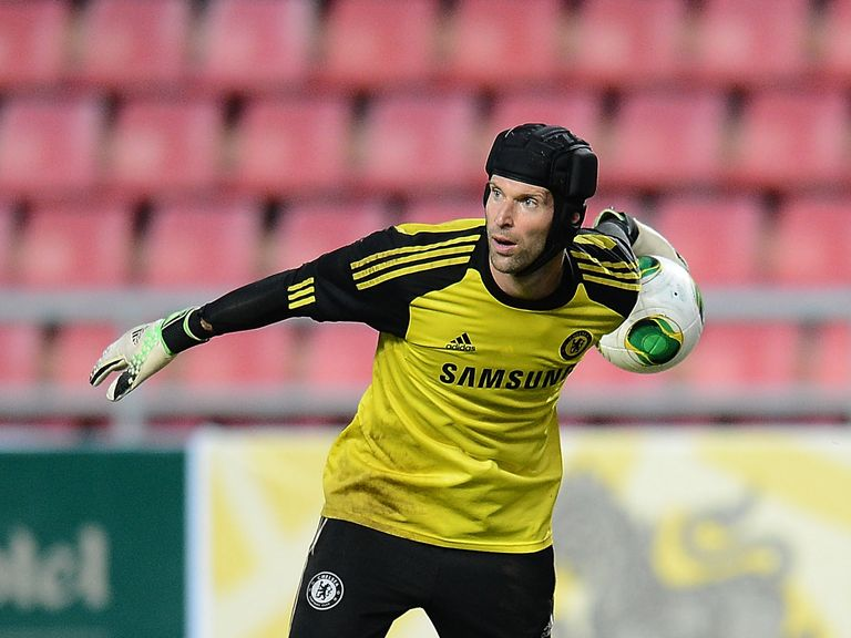 Petr Cech: Not taking the goalkeepers' union line this time