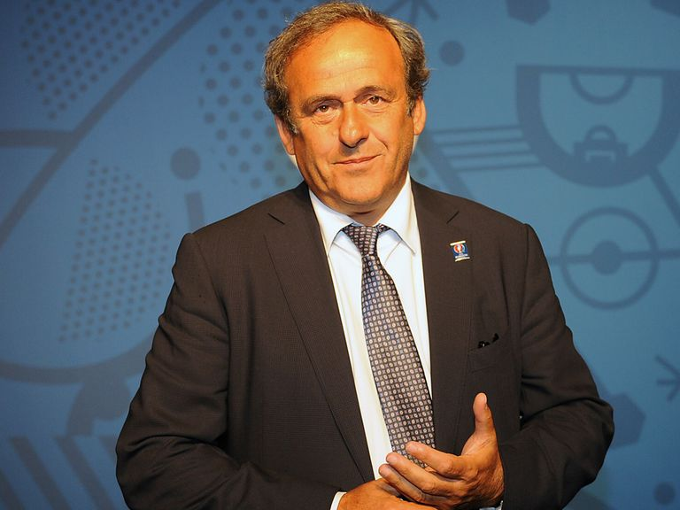 Michel Platini: Would like to see eight more teams in the World Cup