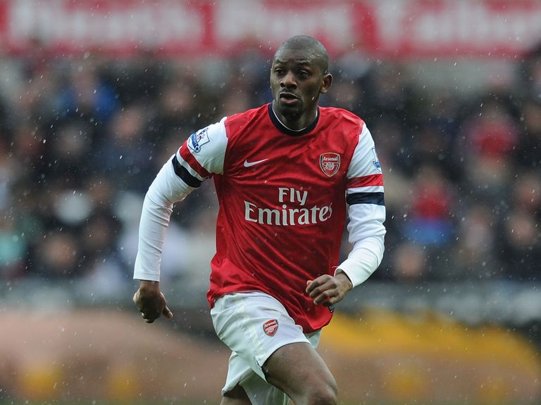 Abou Diaby: Thrilled to be back in action