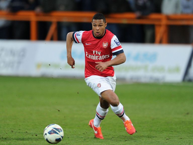 Serge Gnabry: Has impressed for Arsenal