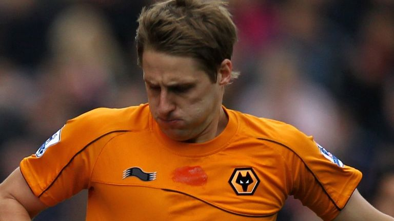 Dave Edwards: A nerve-wracking experience