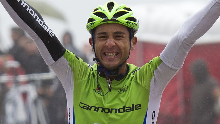 Daniele Ratto claimed the biggest win of his career