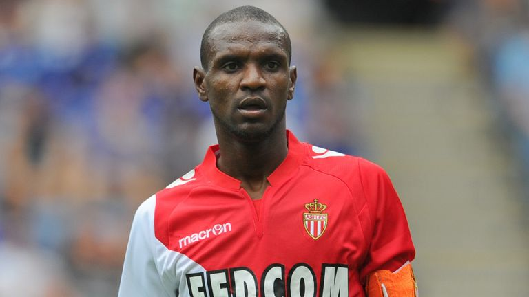 Eric Abidal: The Monaco skipper is not sure what his future holds