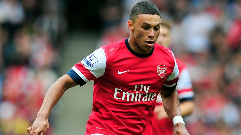 Oxlade-Chamberlain: World Cup on winger's radar