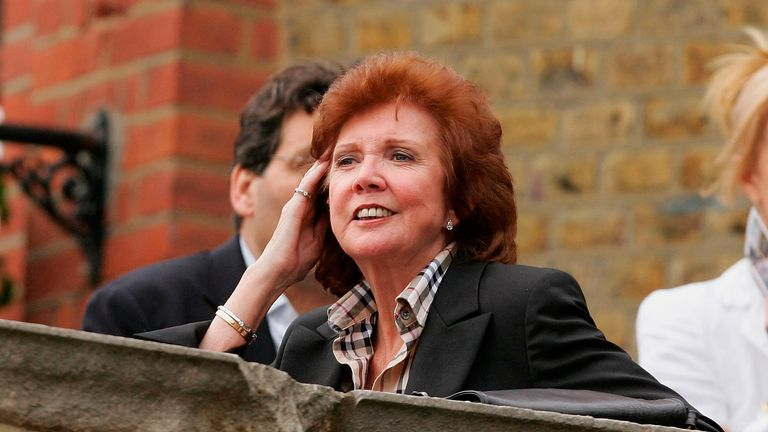 Cilla Black's impact was felt on Week One of the NFL, says Simon