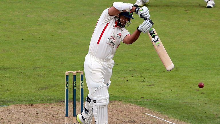 Ashwell Prince: Notched a century in each innings against Kent