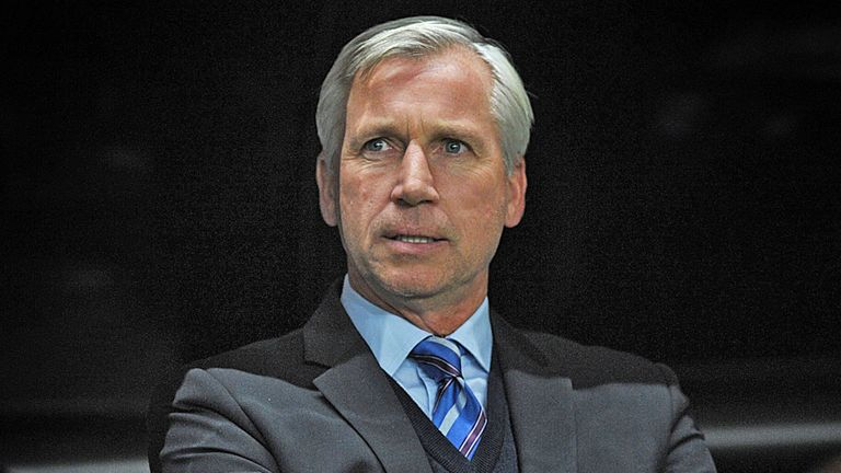 Alan Pardew: Insists it is 'business as usual' for him at Newcastle