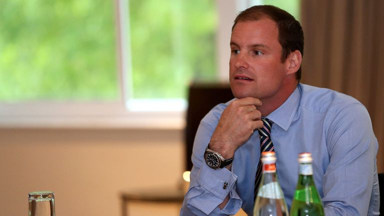 "Andrew Strauss: ""There's no reason why England can't be a real power in international cricket for a long time to come."""
