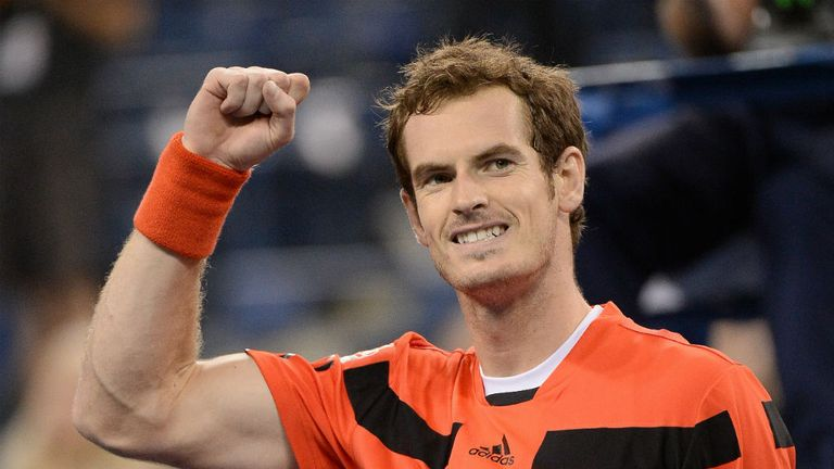 Andy Murray: Was made to work for fourth round victory over Denis Istomin