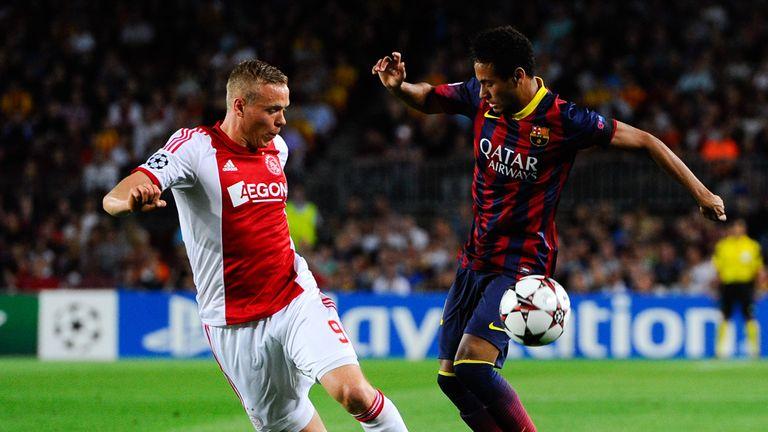 Kolbeinn Sigthorsson: Ajax striker was watched by Harry Redknapp