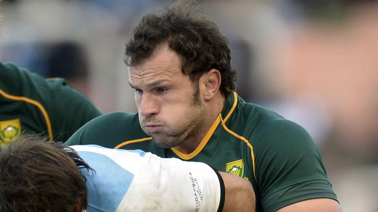 Bismarck du Plessis recalled at hooker