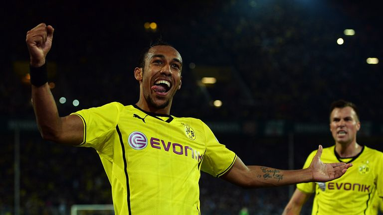 Pierre-Emerick Aubameyang: Striker has claimed Tottenham interest
