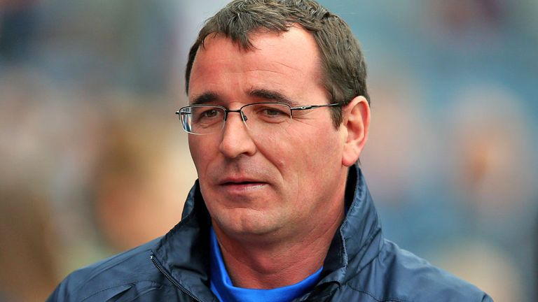 Gary Bowyer: Focuses on the positives for Rovers