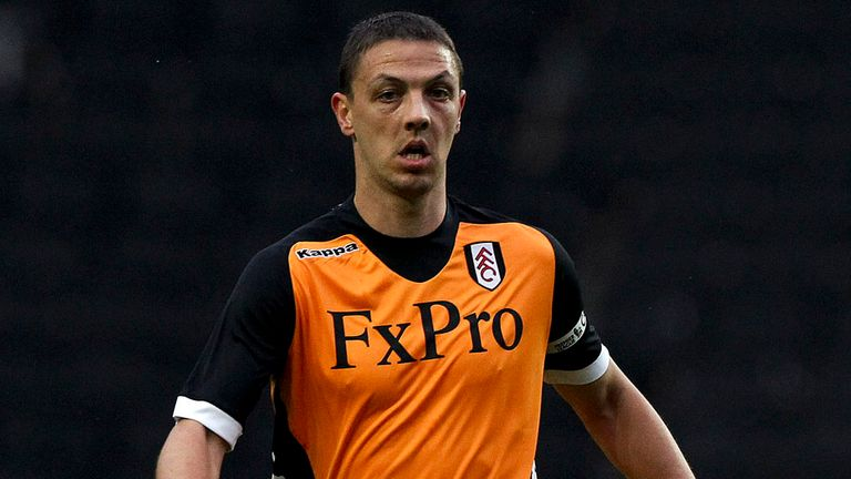 Chris Baird signs short-term deal with Reading