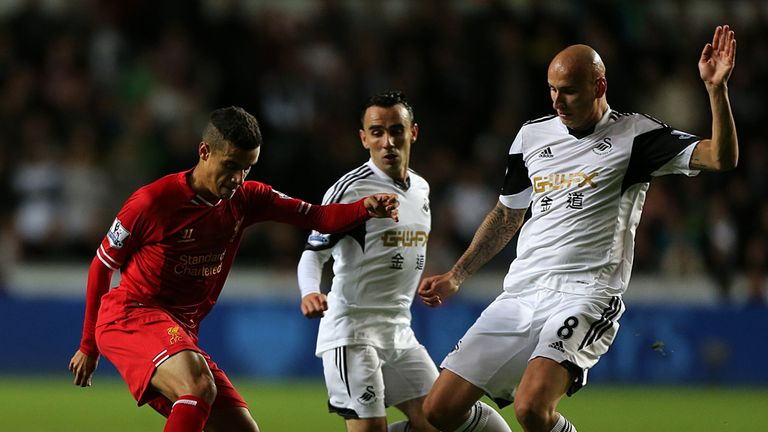 Jonjo Shelvey: Hero and villain against Liverpool on Monday