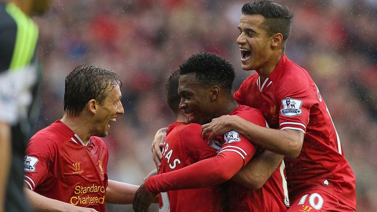 Philippe Coutinho: Providing the ammunition for Daniel Sturridge and co