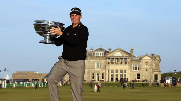 David Howell: a closing 67 at St Andrews
