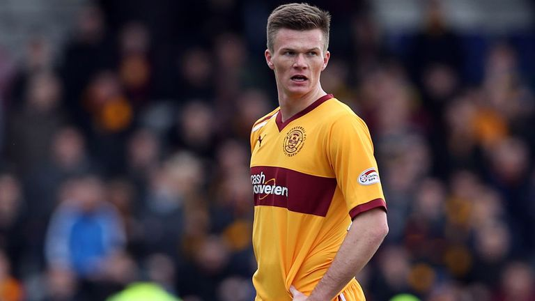 Fraser Kerr has recovered from a back injury and is available for Motherwell's trip to Livingston on Wednesday