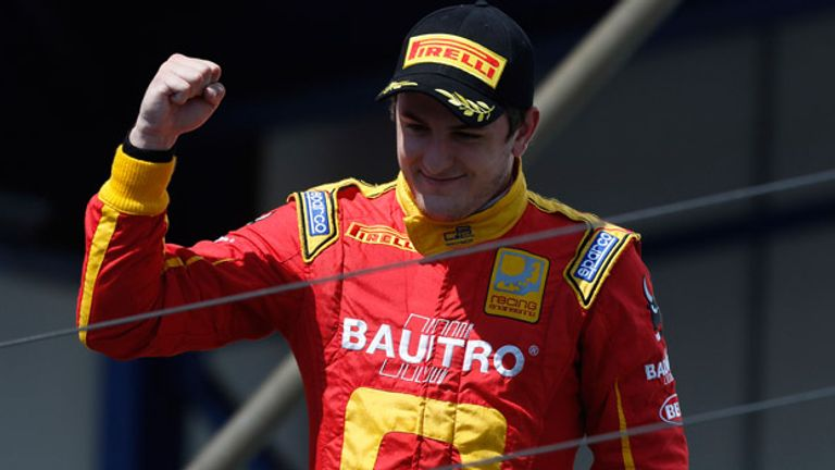 Fabio Leimer: Winner at Monza (GP2 Series Media)