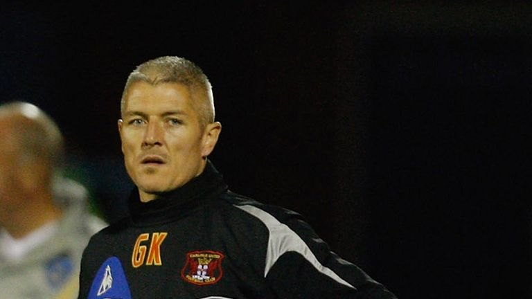 Graham Kavanagh: New Cumbrians boss
