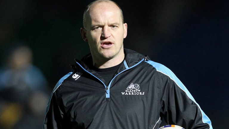 Gregor Townsend: Believes Glasgow can challenge on two fronts this season