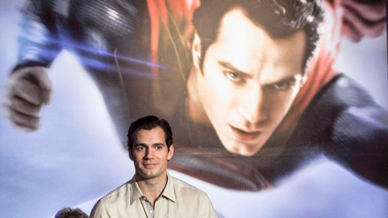 Henry Cavill: Jersey born and bred