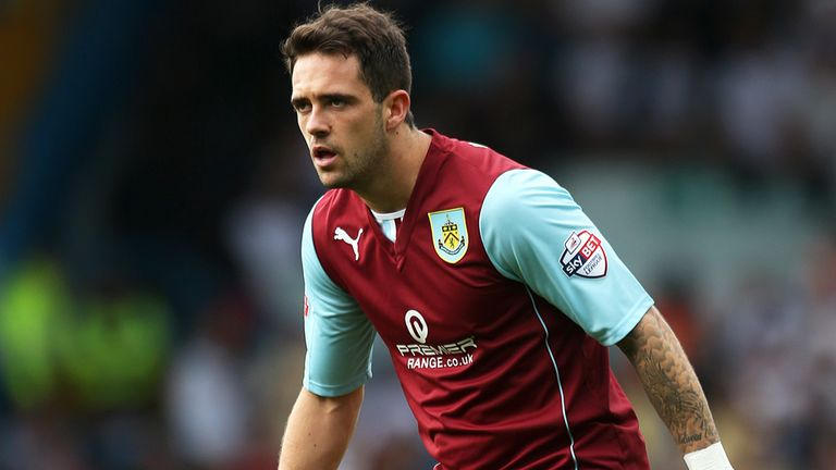 Danny Ings: his combination with Sam Vokes is proving potent for Burnley, says Peter