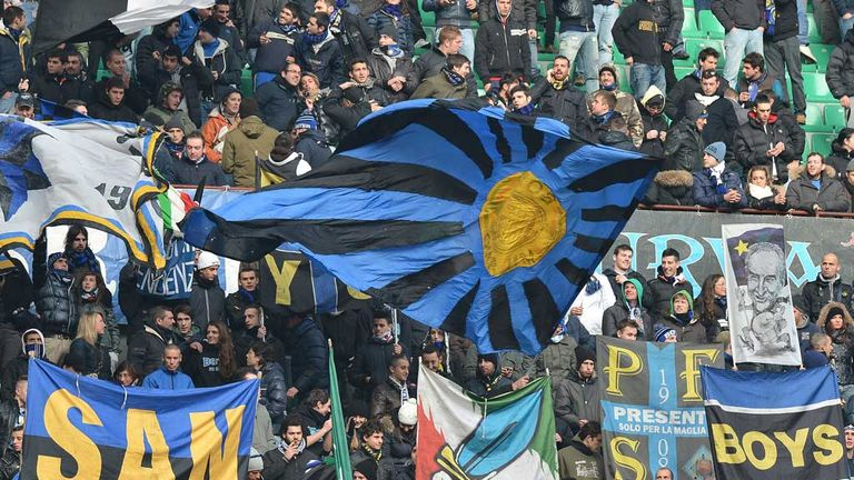 Inter Milan fans: Racist chants heard during Juventus game
