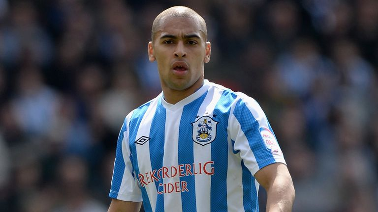 James Vaughan: Had a mixed night against Blackpool