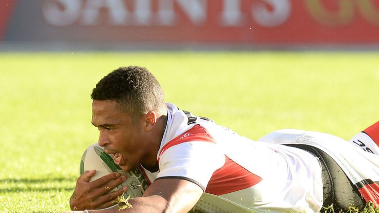 Jordan Turner: Has no desire to leave St Helens