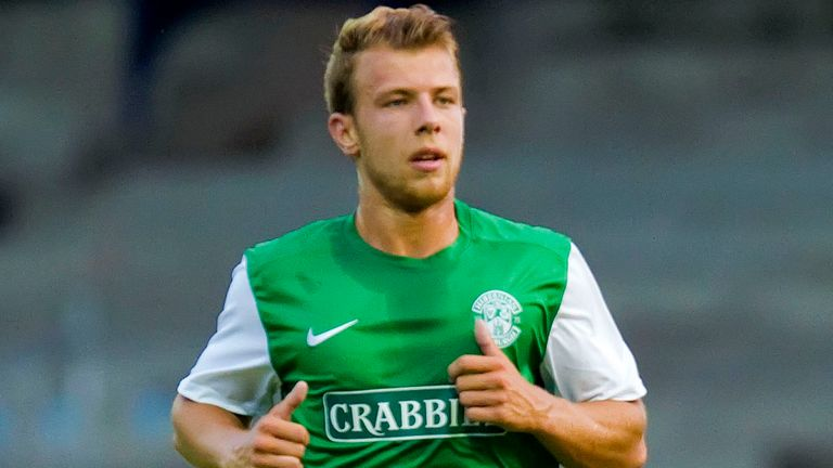 Jordon Forster: New contract for Hibs youngster