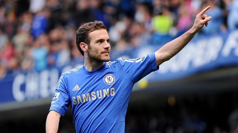 Juan Mata: Jose Mourinho will improve me