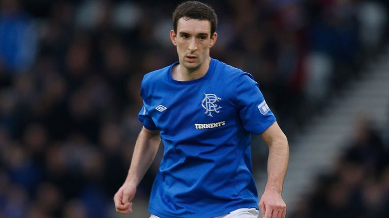 Lee Wallace: Not yet certain of facing Forfar this Sunday
