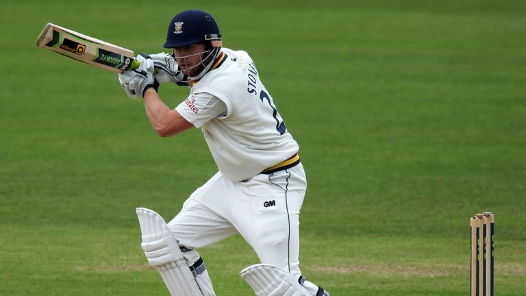 Mark Stoneman: One-year extension at Durham