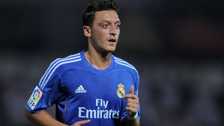 Mesut Ozil: Smashed Arsenal's transfer record