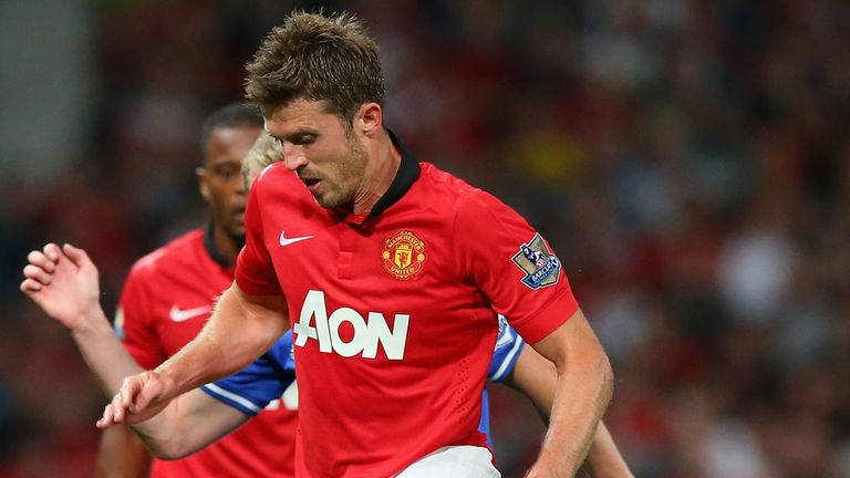 Michael Carrick: Manchester United midfielder seeking back-to-back wins