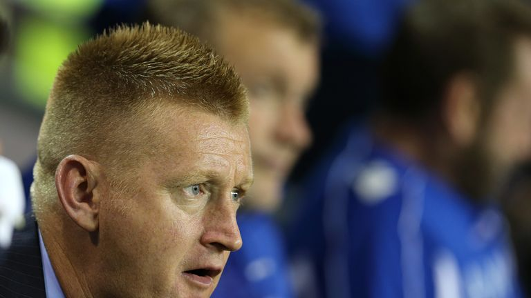 Steve Lomas: Pleased with the response from his players