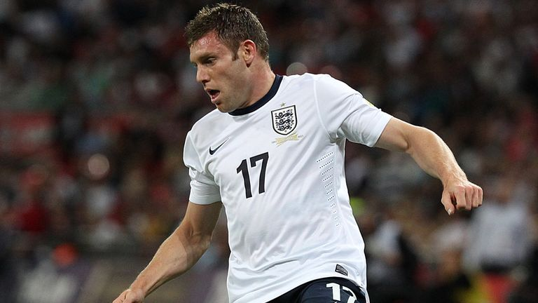James Milner: Excited by World Cup prospects