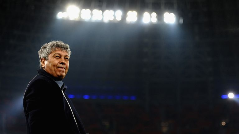 Mircea Lucescu: Began his football career in the same year Moyes was born