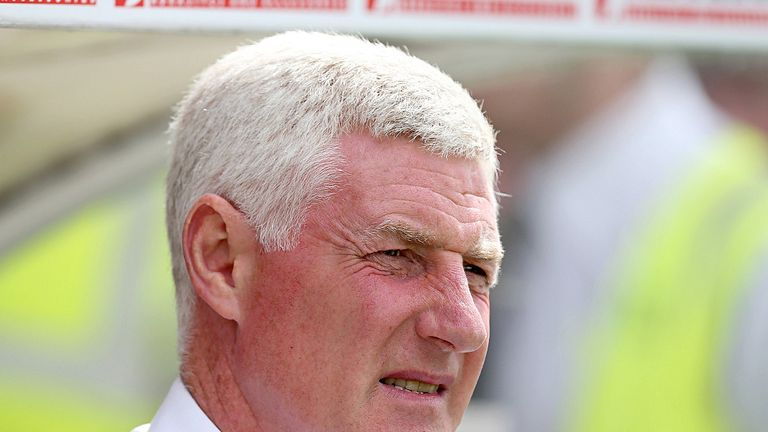 Nigel Worthington: Pleased with the duo