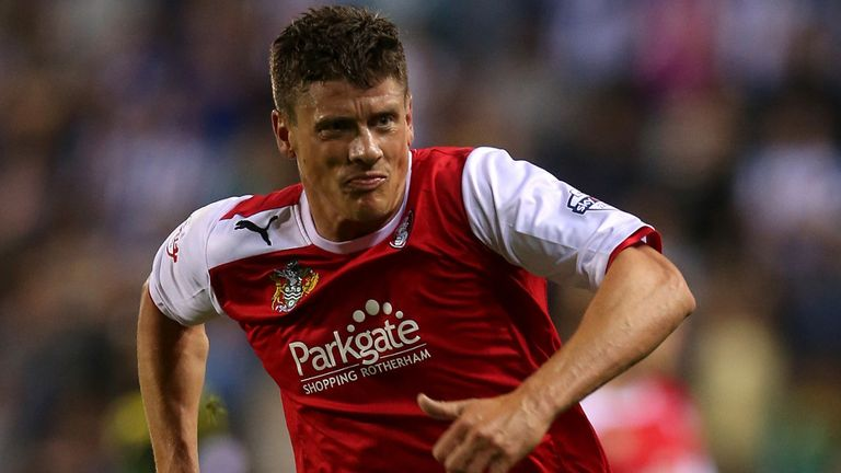 Alex Revell: Amongst the goals