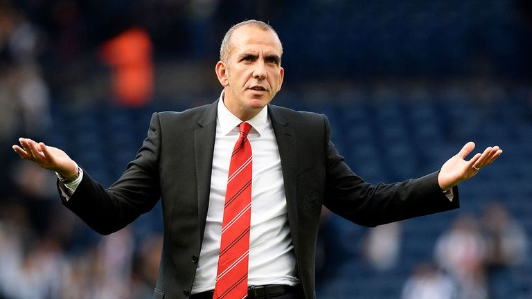 Paolo Di Canio: Critical of players' fitness levels