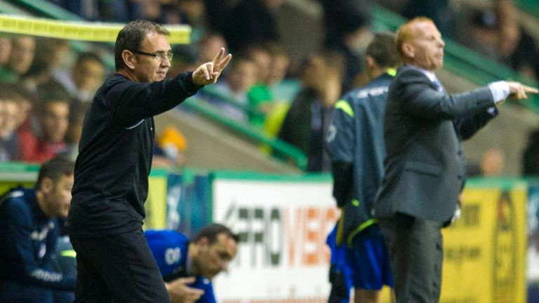 Pat Fenlon: Praise for his players