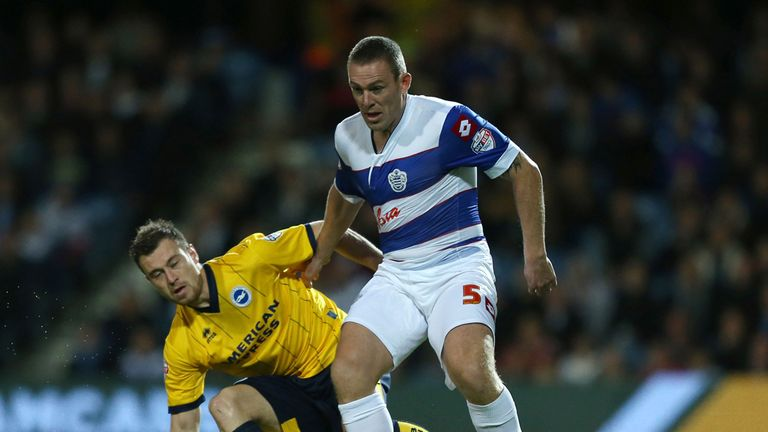 Richard Dunne: QPR defender happy to be playing again