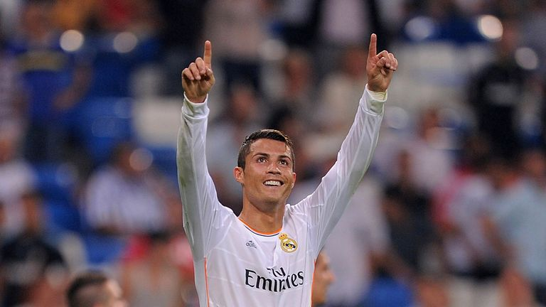 Cristiano Ronaldo: Inspired Real to a comeback victory