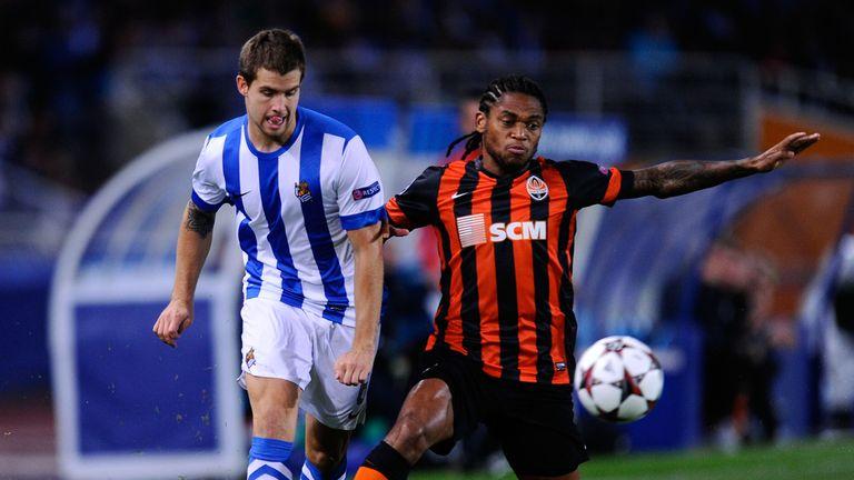 Shakhtar beat Sociedad 2-0