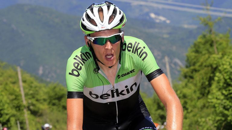 Robert Gesink: Has been struggling with heart issues in recent years