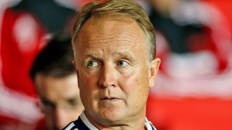 Sean O'Driscoll: Sacked as Bristol City head coach