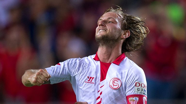 Ivan Rakitic: Is tied to Sevilla until the summer of 2015